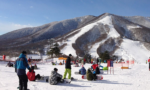 Suginohara Ski Resort